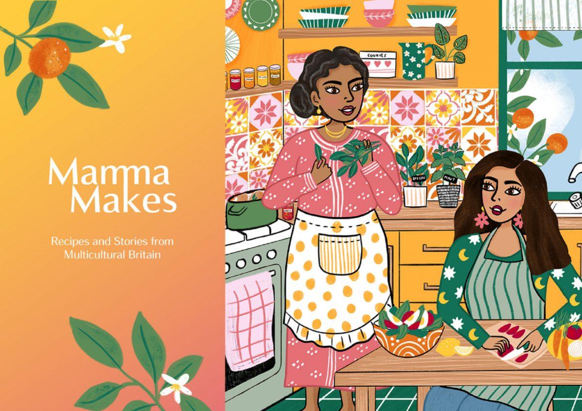 Mamma Makes E-CookBook with over 50 recipes