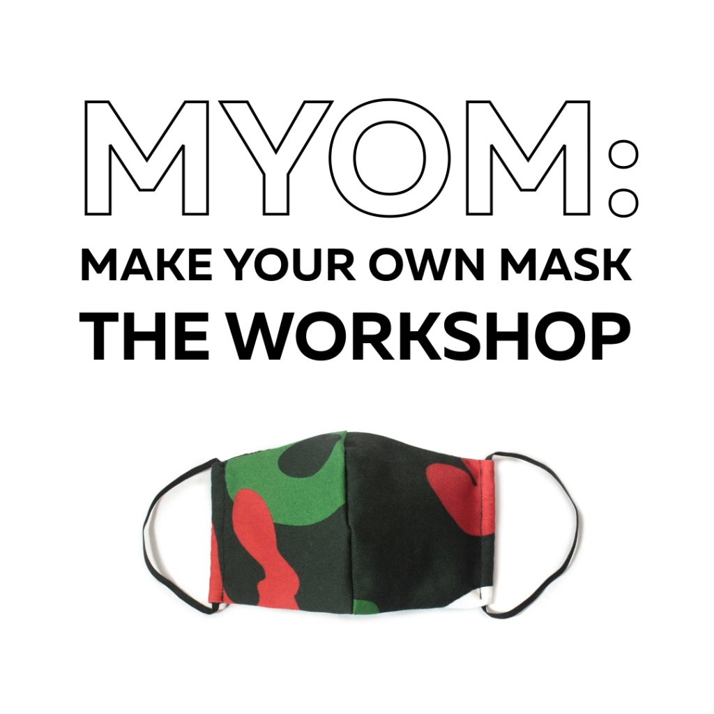MYOM - Face Mask making workshop by Yoroshiku 4649